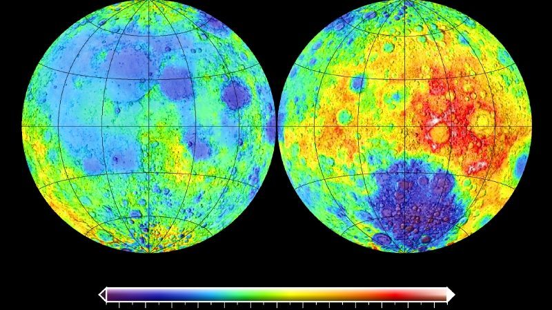 What's Causing the Huge Mass Anomaly Beneath the Moon?