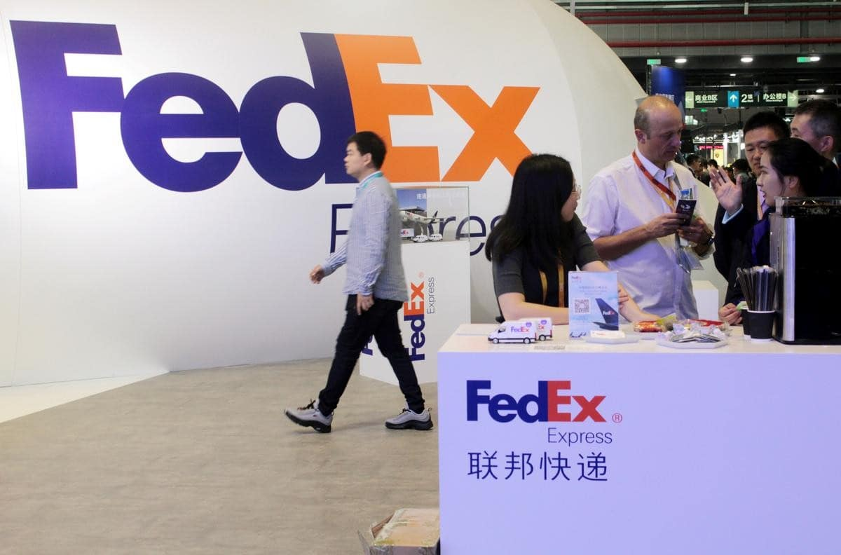 China's FedEx test ought not be viewed as  retribution: Xinhua