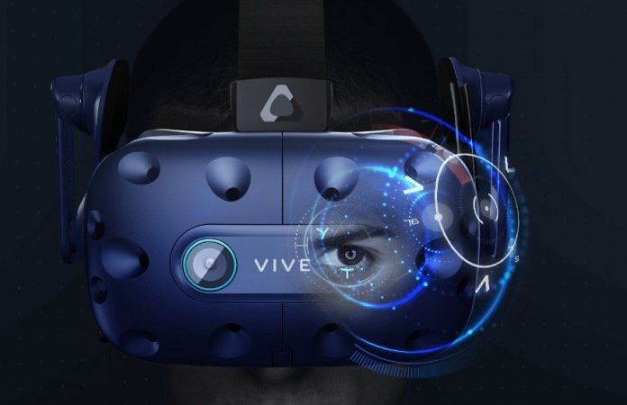 HTC Vive Pro Eye is currently out in North America for $1,599