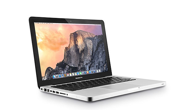 Get this revamped MacBook Pro for just $599