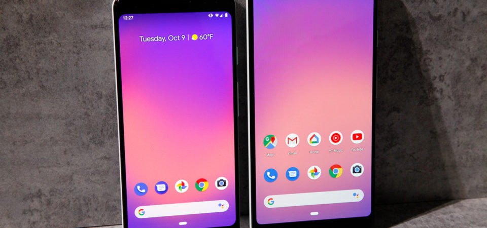 The Pixel 3 and Pixel 3 XL are less expensive than ever on Amazon at this moment