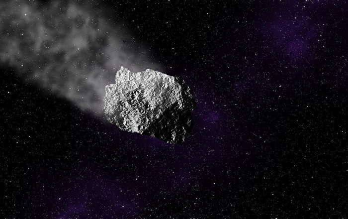 A space rock will pass so near Earth on Saturday that home cosmologists will have the option to see it