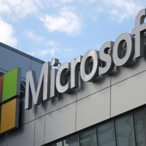 Microsoft to purchase support to $40 Billion in Storage