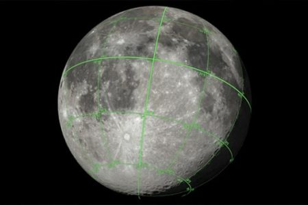 3D Mapping Data From the Moon Released by NASA