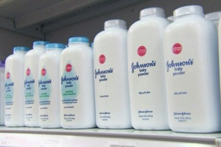 Johnson and Johnson Reminds Baby Powder Over Probable Asbestos Dirt