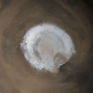 On Mars For Water Ice NASA's Treasure Map