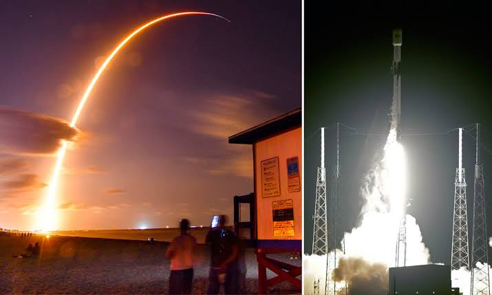 On SpaceX rocket to associate Pacific islands Startup dispatches broadband satellite