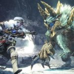 Iceborne has received another event with Horizon Zero Dawn introducing the Frozen Wilds gear storms set