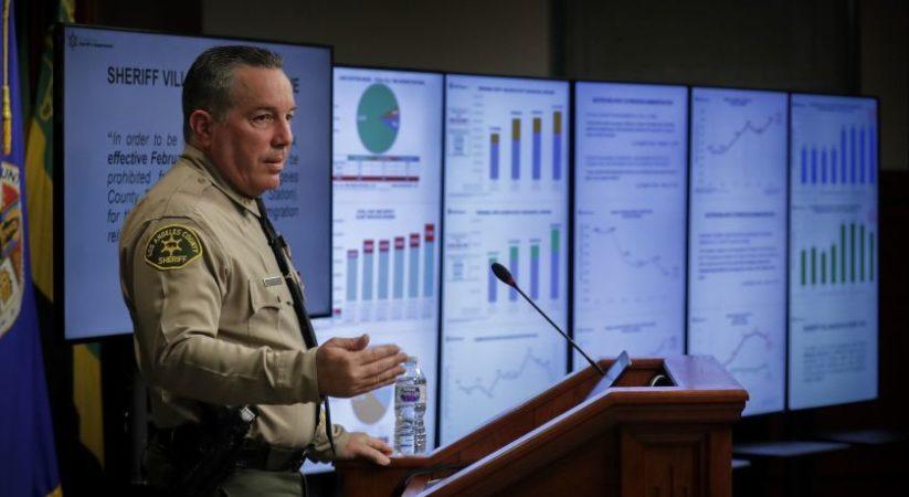 Sheriff tends to prisoners guarantee he was Covered with Coronavirus