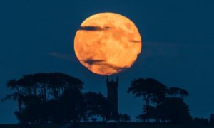 The most effective method to watch the 'strawberry moon' obscure from anywhere Friday