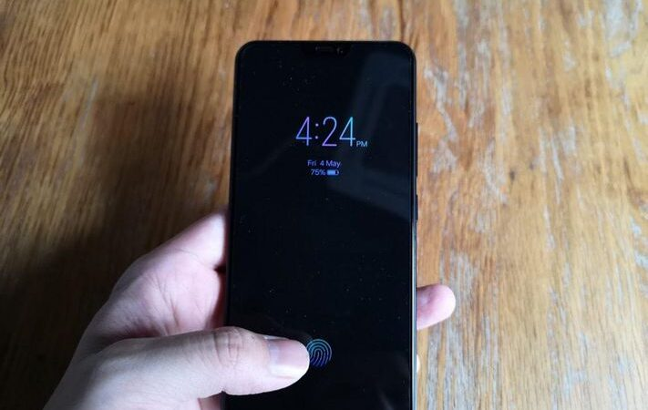 Finger impression scanner for Pixel 6 5G, Concealed code focuses to in-show face open