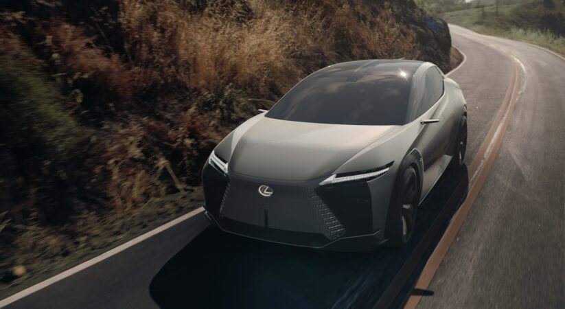 Lexus uncovers the LF-Z Electrified, another idea EV representing future setup