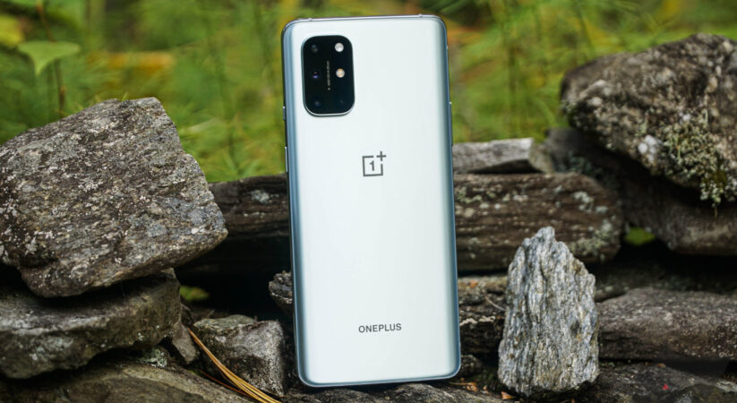 OnePlus updates the 8T to March security patches with only three days to spare