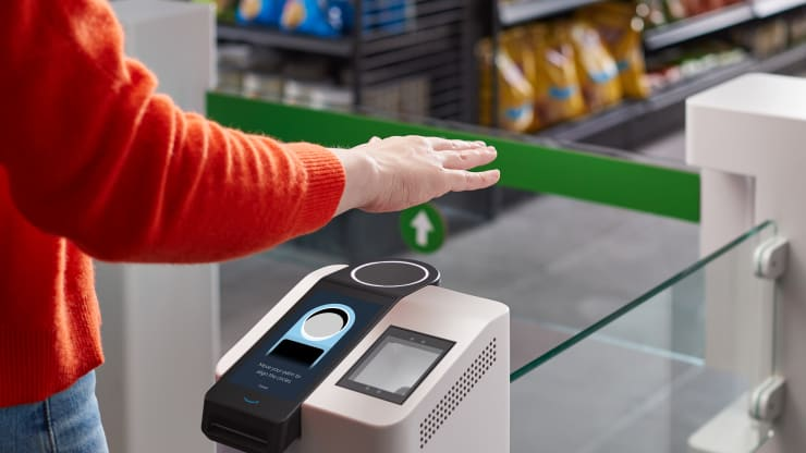 Amazon is bringing palm-examine payment framework to Whole Foods stores