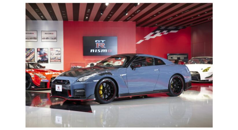 New Nissan GT-R Nismo unique version coming this fall