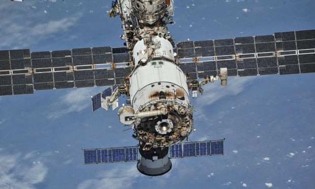 Russia: we'll leave global space station and assemble our own