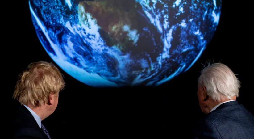 So what has the remainder of the world vowed to do about environmental change?