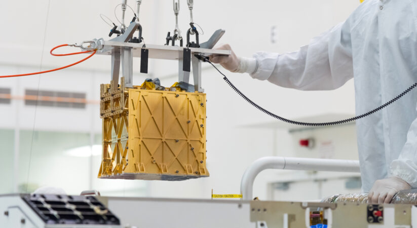 NASA's perserverence meanderer produces Oxygen on Mars in astonishing first for science