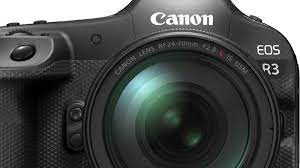 Canon declares EOS R3 master mirrorless camera being developed