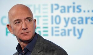 Jeff Bezos Endorses Higher Corporate Taxes For Infrastructure