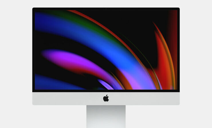 Idea envisions new iMac configuration enlivened by iPad and Pro Display XDR