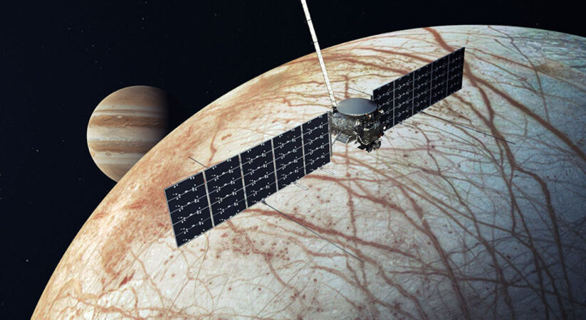 NASA's Europa Clipper hits gigantic achievement in chase for life on Jupiter's moon