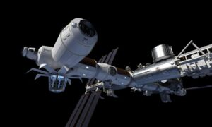 NASA and Axiom consent to first private Astronaut mission to space station