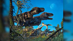 Child dinosaurs incubated in the Arctic 70 million years prior