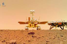 China plans for first monitored mission to Mars in 2033