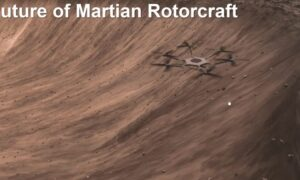 NASA considering bigger Mars helicopters