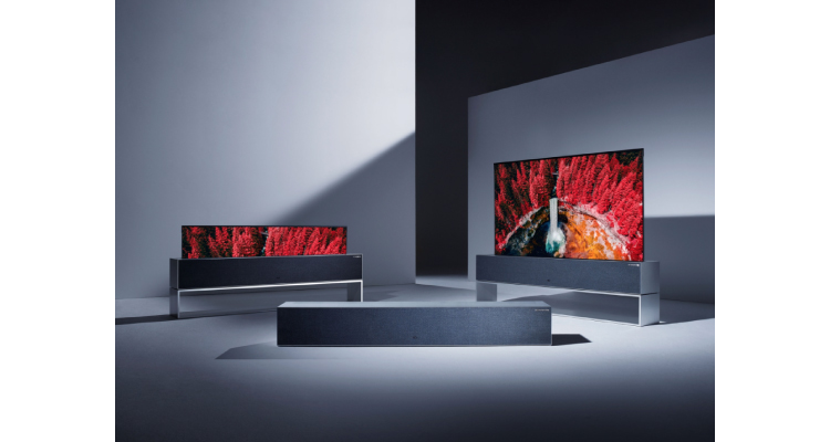 LG's rollable TV costs 50 times the amount of as a typical OLED