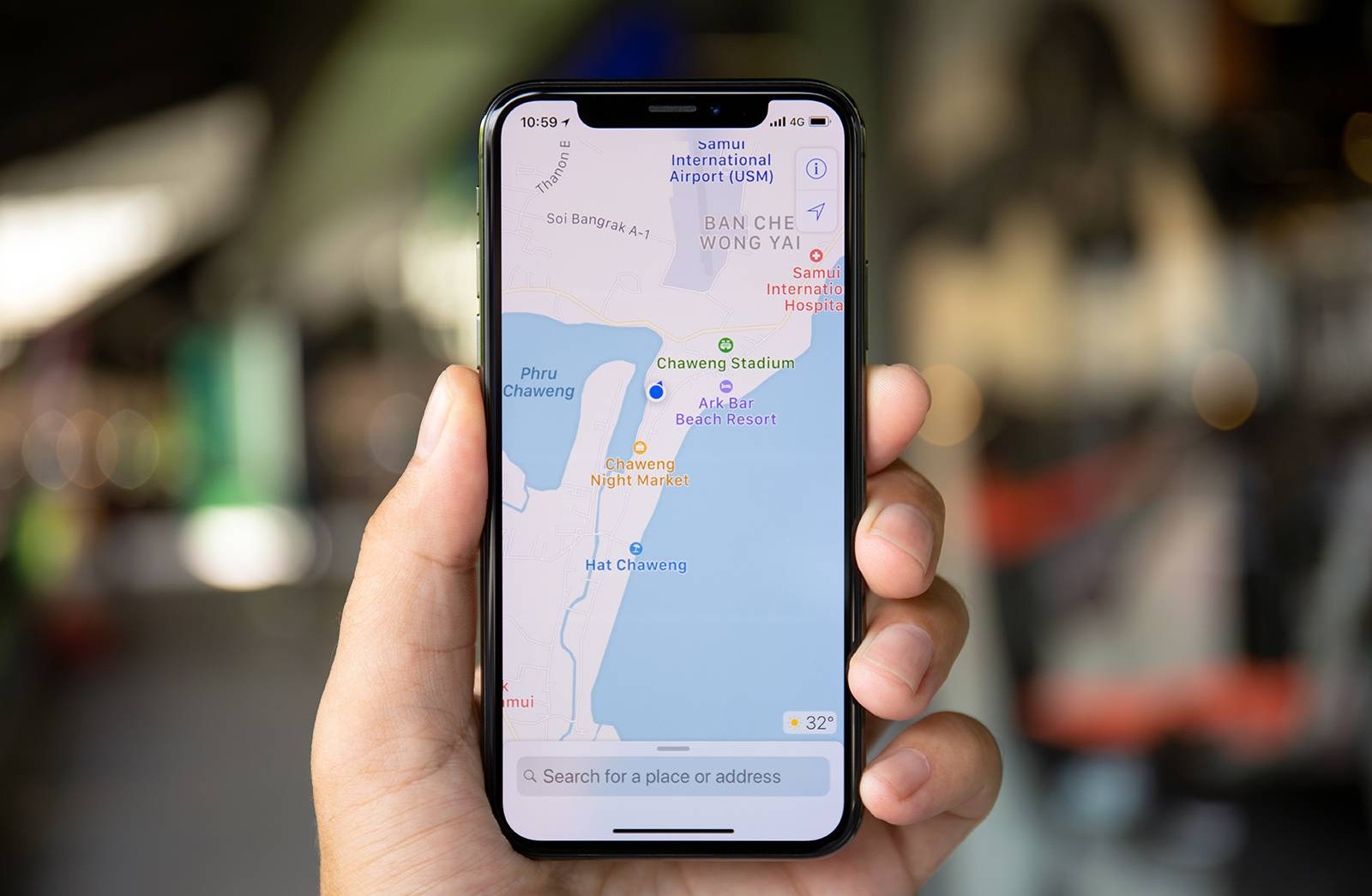 Google Maps for iOS adds search and 'Know before you go' widgets