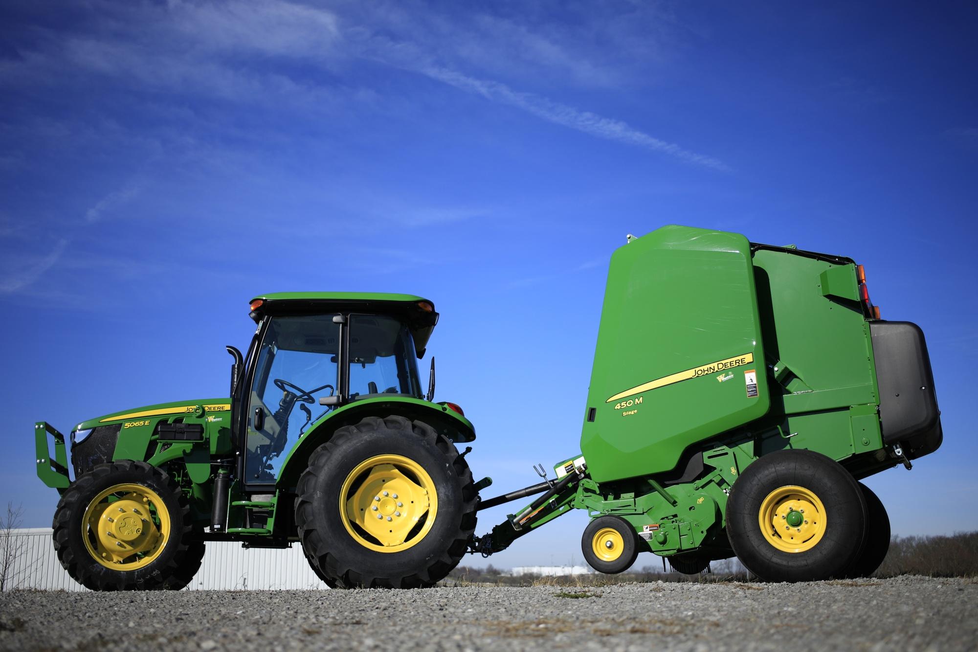 John Deere purchases self-governing farm truck startup Bear Flag Robotics