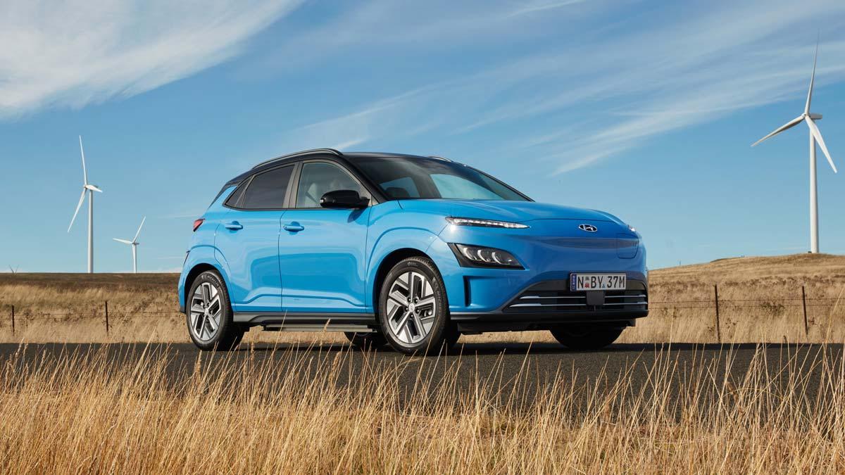 Hyundai launches less expensive short-range Kona Electric and drops long-range cost