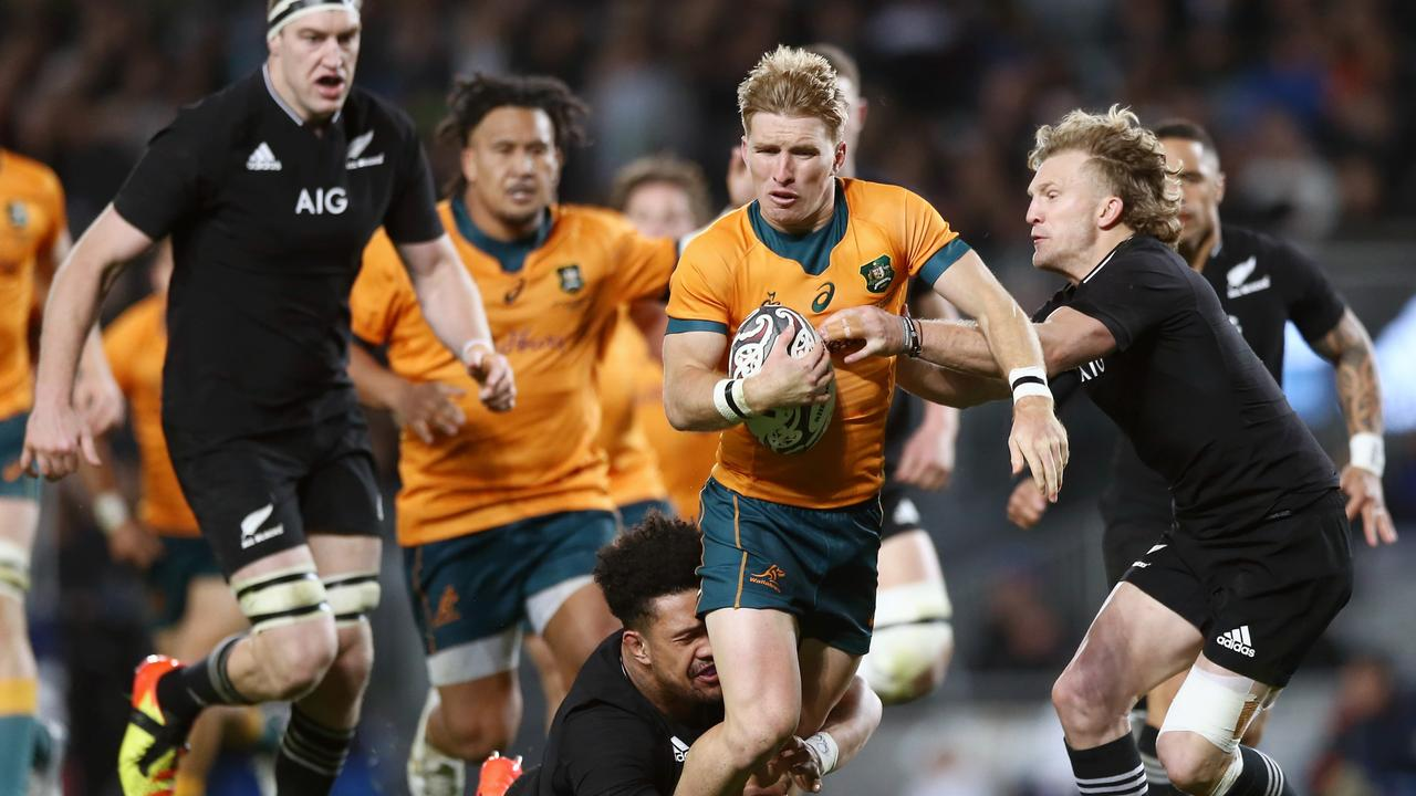Queensland will host Rugby Championship, Bledisloe Cup schedule still undetermined