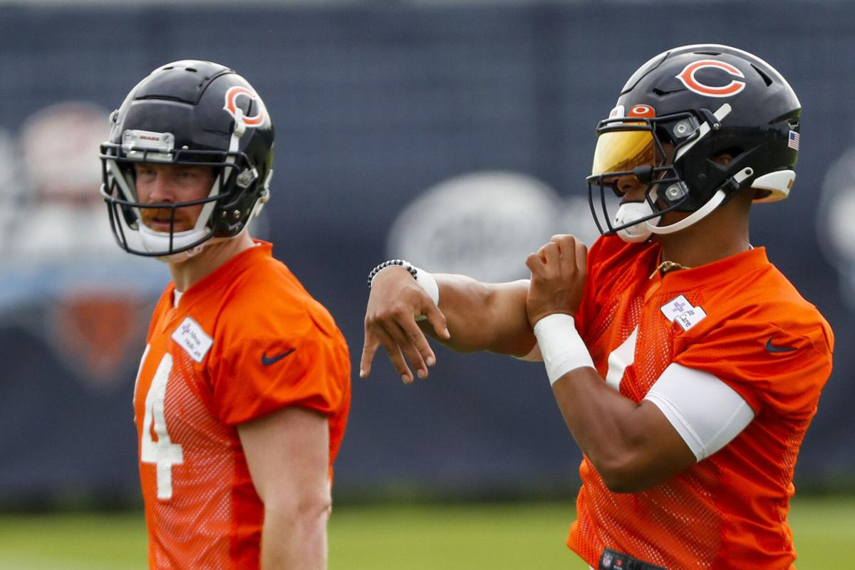 Andy Dalton is expected to play just briefly in the Chicago Bears preseason opener against Miami Dolphins
