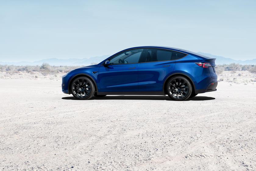 Tesla Model Y is receiving a huge range redesign