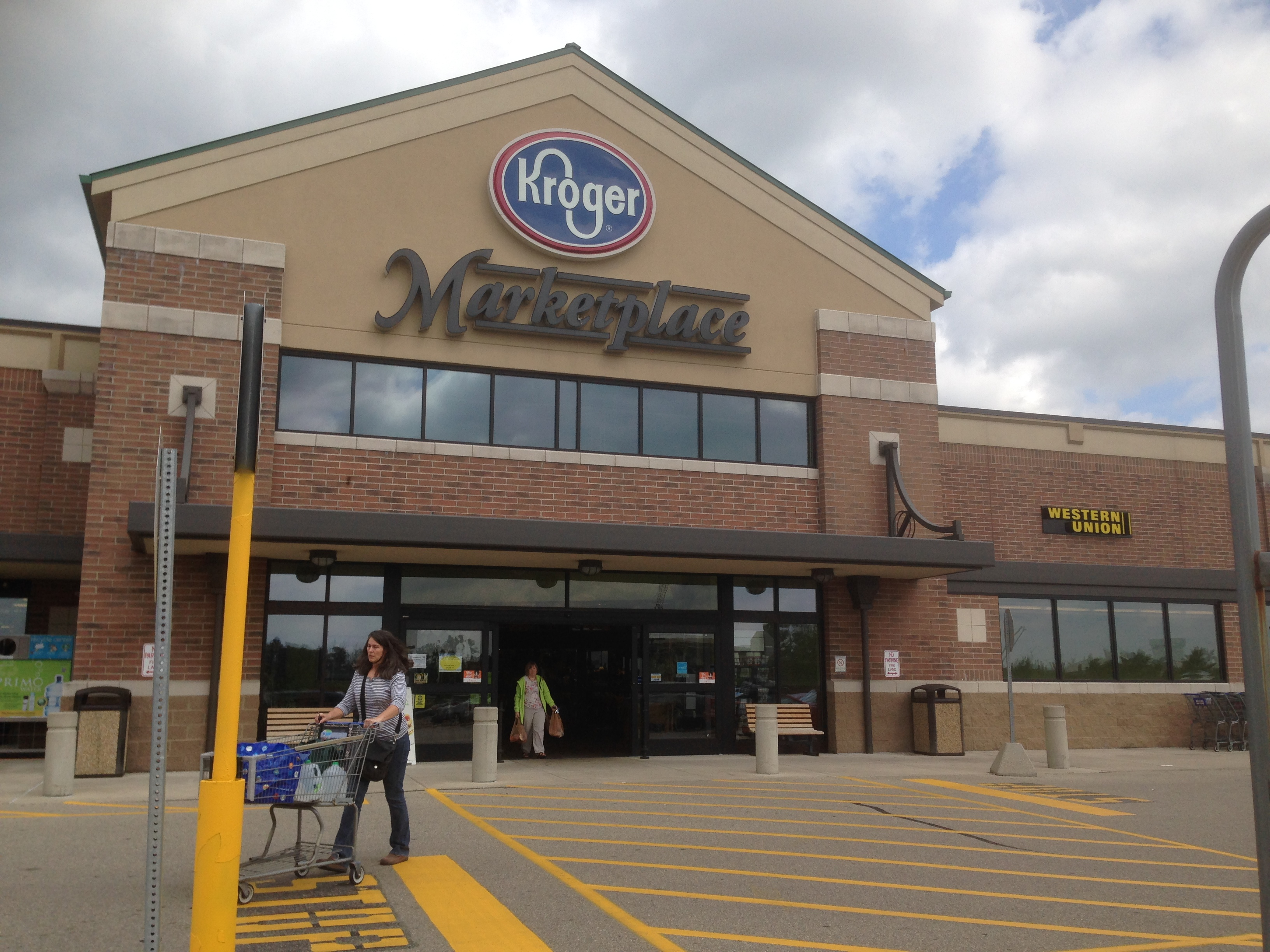 Kroger opening ghost kitchens in-stores order food on demand with pick-up, delivery