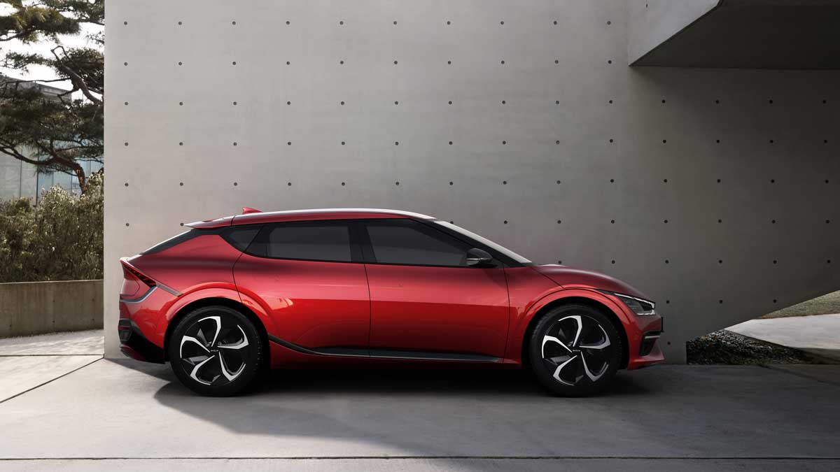 """Kia will """"balance markets"""" with mid-size EV4 electric crossover and seven-seat EV7"""