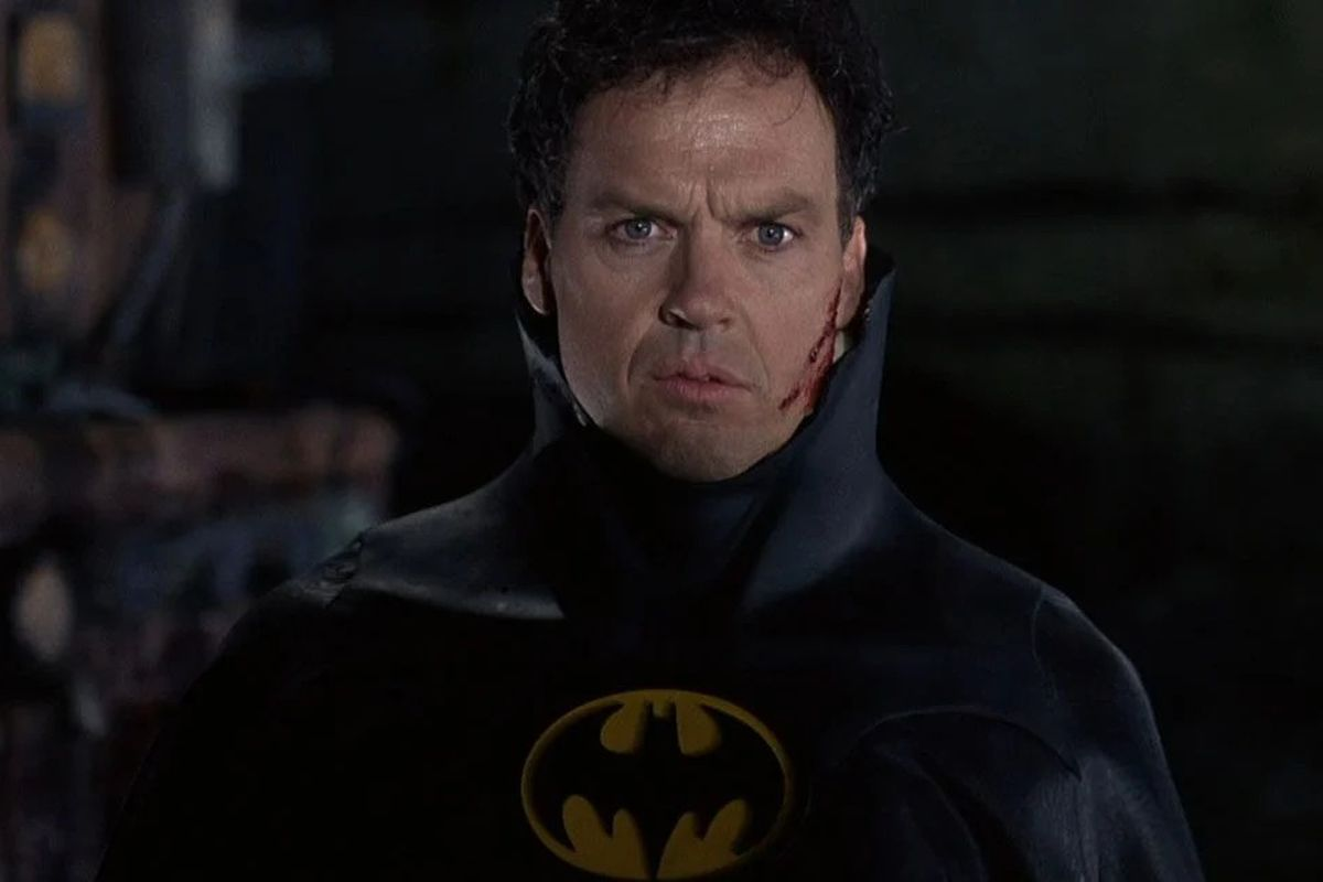 Michael Keaton on getting back to his 'Batman' roots