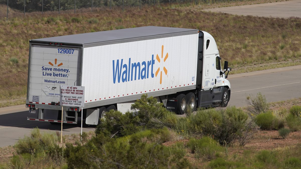 Walmart GoLocal will deliver packages for different organizations