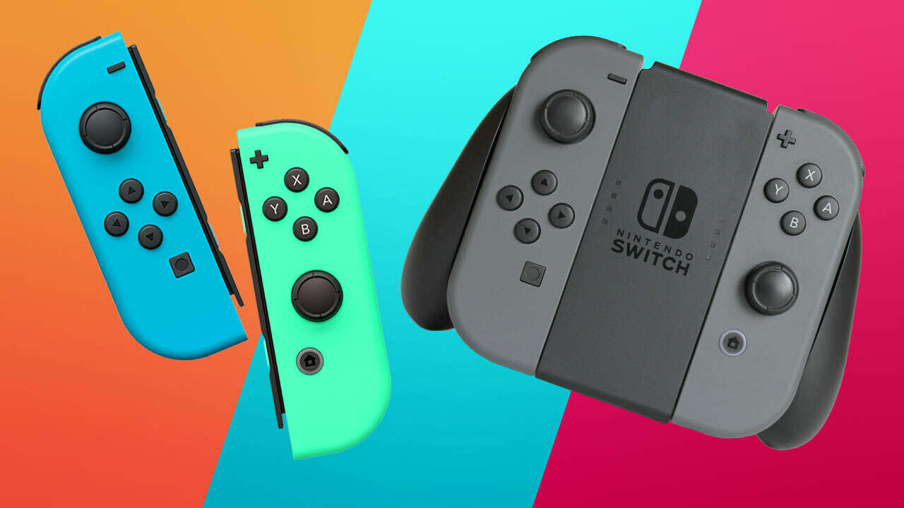 New Nintendo Switch controller declaration could come for the current week