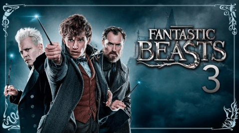 'Fantastic Beasts 3' gets an official name and release date