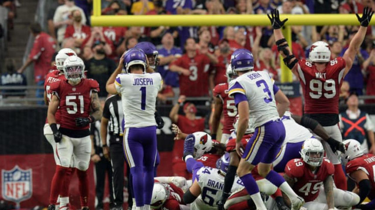 Minnesota Vikings radio group praises game-winning field goal, then, at that point, acknowledges it was missed