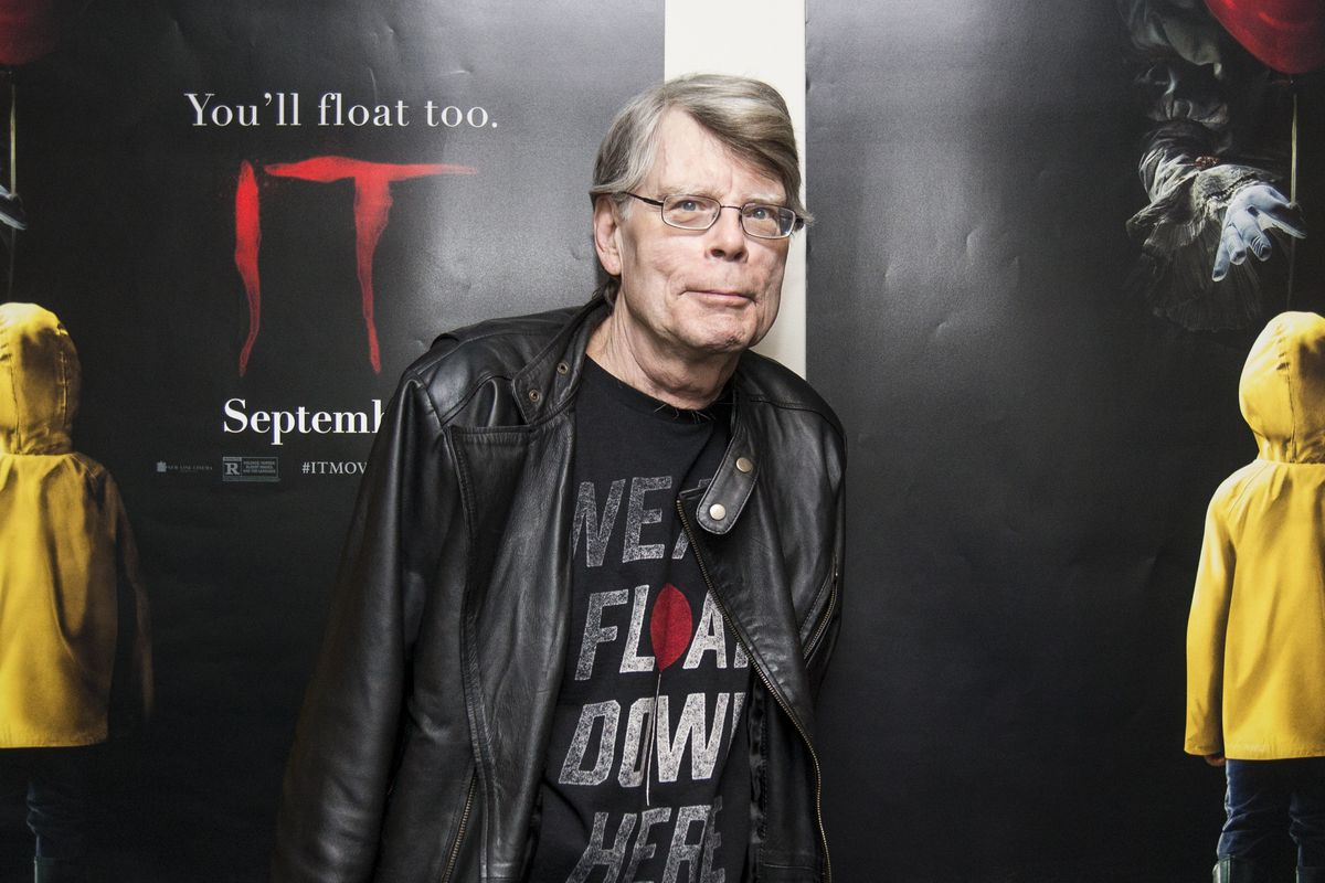 Author Stephen King's new short story is a Humble Bundle exclusive