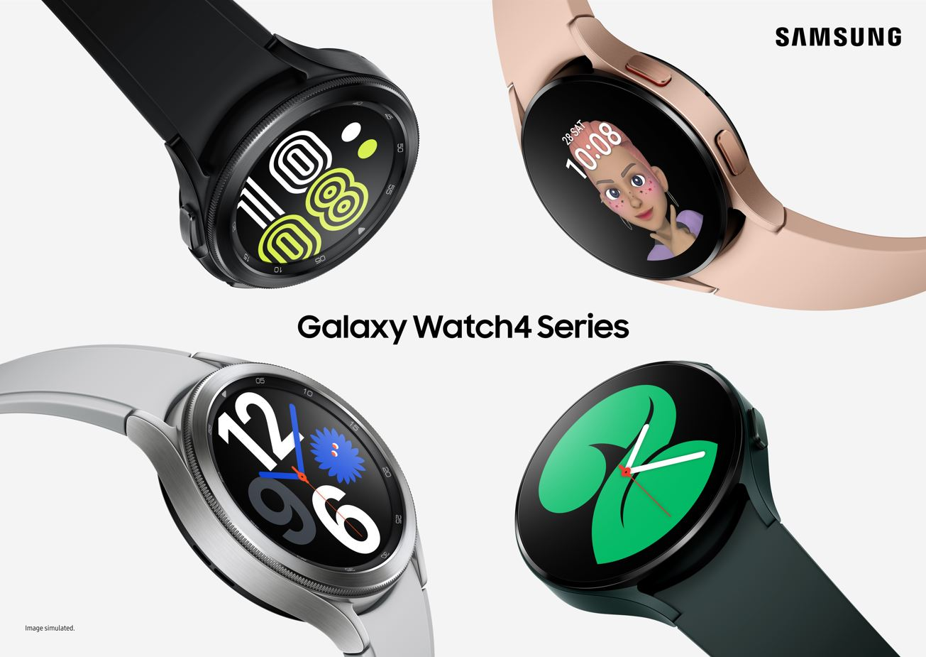 Samsung releases another new variation in the Galaxy Watch 4 series
