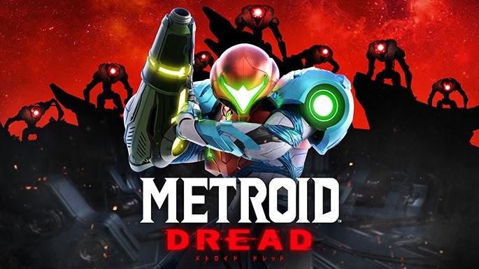 Nintendo's Metroid Dread marketing campaign is well in progress in Japan