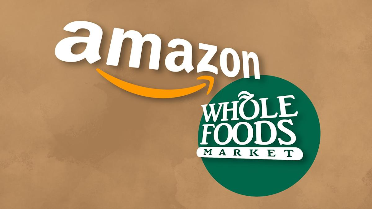 Amazon will open two cashier-less Whole Foods stores one year from now