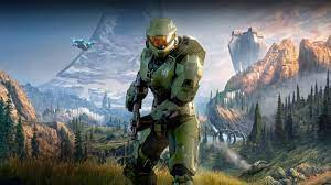 Halo Infinite's graphics have greatly improved since 2020
