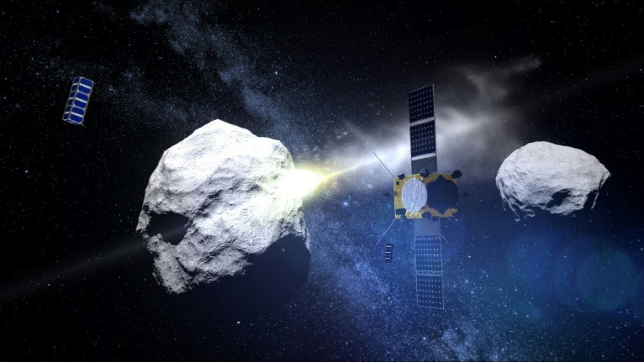 NASA plans 'Armageddon'- style mission to collide with asteroid's moon